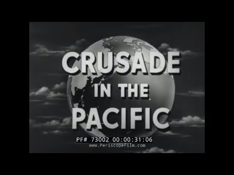 "CRUSADE IN THE PACIFIC TV SHOW ""UP Episode 10  THE SOLOMONS LADDER: BOUGAINVILLE"" 73002"