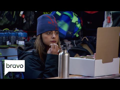 Top Chef: Fatima Ali Does Not Want to Go Camping! Season 15, Episode 5  Bravo