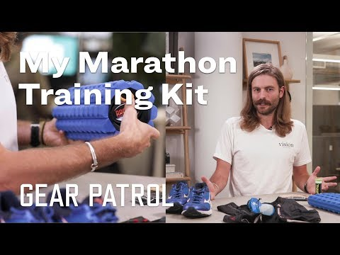 First Marathon Training Kit | Gear Recommendation for Beginners