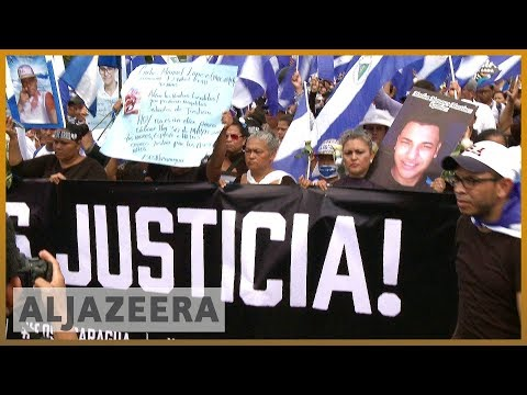🇳🇮 Attacks on journalists increase during Nicaragua protests | Al Jazeera English