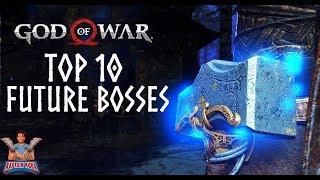 God of War: Top 10 Future Bosses