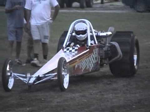 Worlds Fastest / Quickest? Corvair Powered Sand Dragster 2 97sec  101mph on  this day
