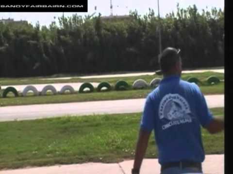 The Garage - Sandy Fairbairn - Finale on The Garage - Karting