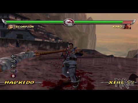Mortal kombat deadly alliance скачать