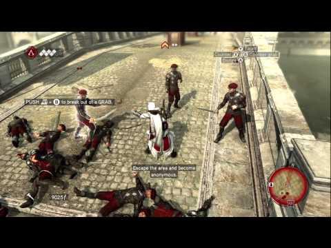 AC: Brotherhood - Guardian of Forli - 100%  [HD]