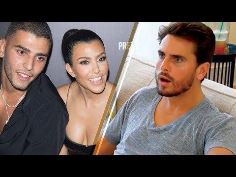 Scott Disick FURIOUS at Kourtney Kardashian for Wanting More Kids with Younes Bendjima