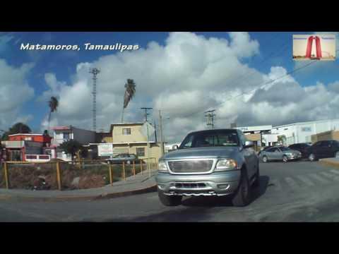Calles, Matamoros Tamaulipas, Diciembre, 2016
