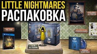 Распаковка: Little Nightmares: Six Edition