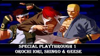 KOF 2002 PS2 Hack - 4rd Team Play【TAS】