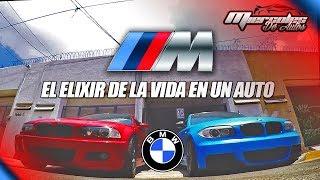 ¡Un BMW Potente que no envejece! BMW M3 E46 Review - [Miércoles De Autos] || Ganque