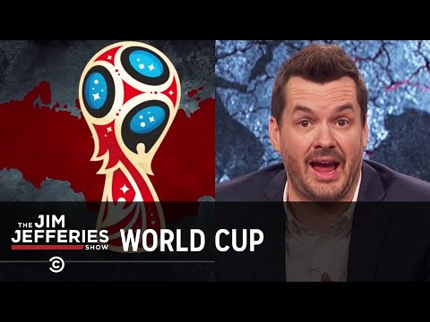 Racism and Homophobia at the World Cup - The Jim Jefferies Show