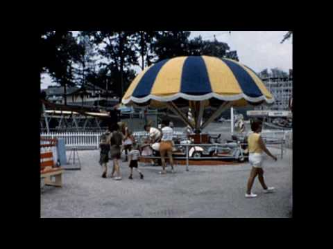 Chippewa Lake Amusement Park, summer 1963
