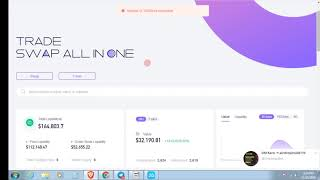 5$ instant Received instant withdraw in Tron WALLET Dont Miss -Oneswap exchange