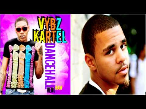Vybz Kartel & J Cole - Workout Remix [ Decemeber 2011 ]