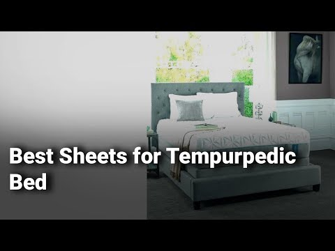 best-sheets-for-tempurpedic-bed