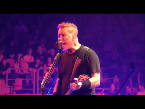 Metallica at Ericsson Globe, Stockholm, May 5, 2018