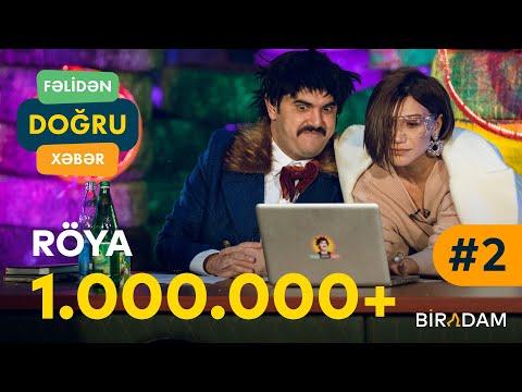 Fəlidən Doğru Xəbər #2 Röya (Tam Hissə) 2019