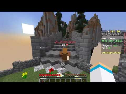 Minecraf Blitz Survival Games: I HATE THIS GAME