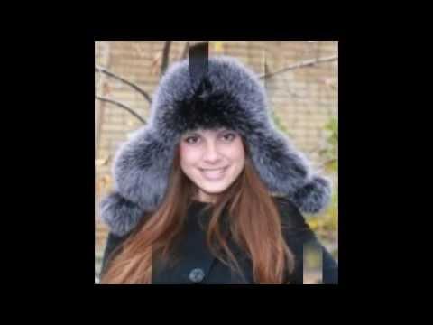 Женская шапка Меховые шапки Головные уборы Лабинск brafur.ru - YouTube