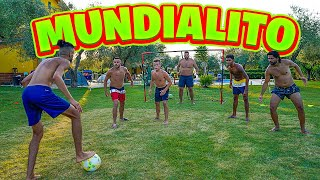 ⚽ MUNDIALITO FOOTBALL CHALLENGE con gli ELITES!