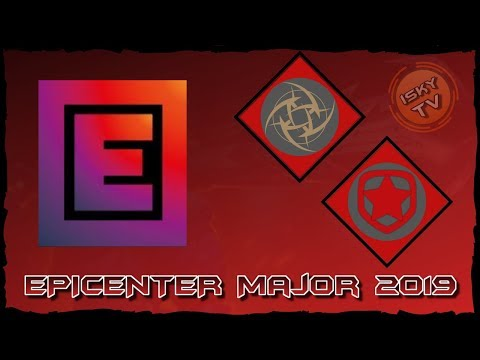 Alliance vs RNG / Bo3 / EPICENTER Major 2019 / Dota 2 Live