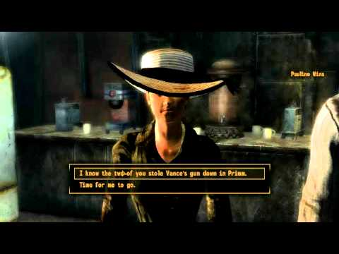 FALLOUT NV how to get the vikki and vance 9mm submachine gun |