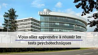 Tests psychotechniques ESSEC : les questions incontournables
