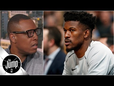 Jimmy Butler shouldn't want trade from Timberwolves - Paul Pierce | The Jump