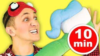 This is the Way we Brush our Teeth + More Nursery Rhymes and Kids Songs