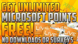 How Get Unlimited Microsoft Points Glitch Free Working