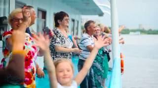 видео Речные круизы Волга Лайн
