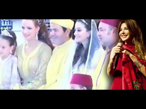 Nancy Ajram dédie une chanson à la famille royale