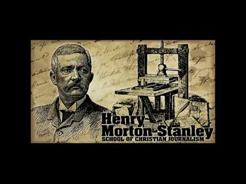 Henry Morton Stanley Part 2 –  Through the Dark Continent