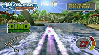 SplashDown: Rides Gone Wild - Dino Dominion