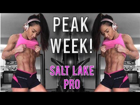 PEAK WEEK | SALT LAKE CITY PRO | LAST FULL LEG DAY