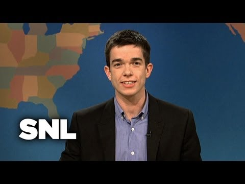 Weekend Update: John Mulaney on Girl Scout Cookies - SNL