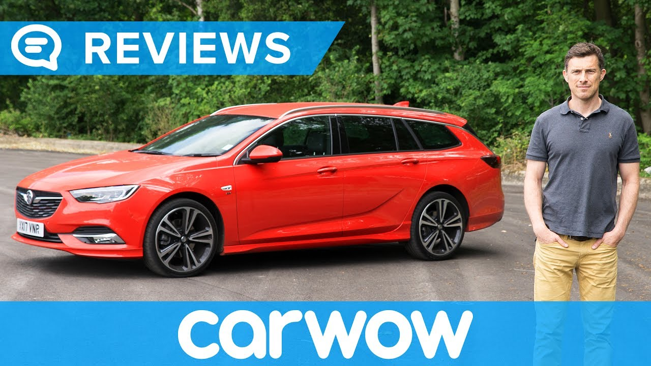 Vauxhall (Opel) Insignia Sports Tourer Estate 2018 review |  Mat Watson Reviews