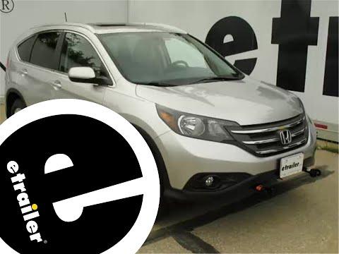 etrailer | Roadmaster EZ5 Base Plate Kit Installation - 2014 Honda CR-V