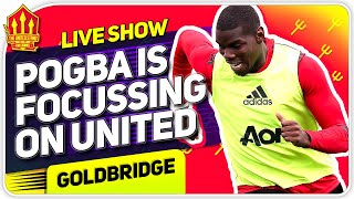 Pogba Speaks Out! Exciting Transfer Link! Man Utd News