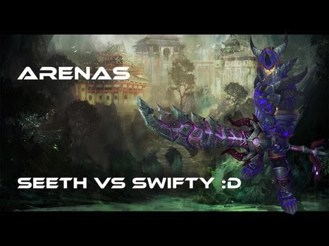 Seeth VS Swifty Ft Hotted Arenas