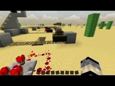 How to adjust Minecart speed in Minecraft