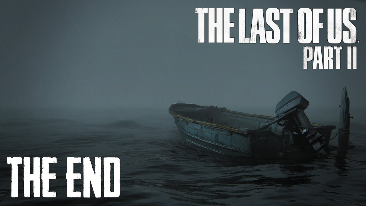 The Last of Us Part II - The end (sound+movie titles)