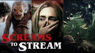 Screams to Stream - Creature Feature Horror Movies