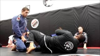 Renato Migliaccio Sa BJJ Reverse Half Guard to the Back
