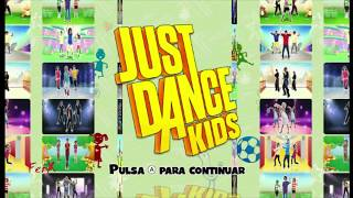 [Wii] Just Dance Kids - Song list + Extras