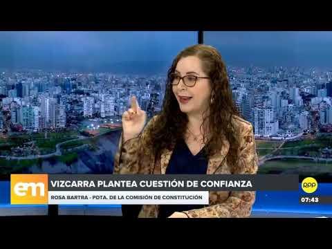 Entrevista en @RPPNoticias Edición Mañana con @kikesitov67 y @aleja_puente