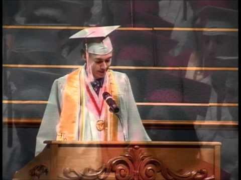 2008 Canton South Valedictorian Speech By Greg Fach