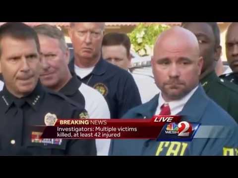 Orlando Pulse Nightclub Massacre