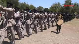 KENYA POLICE NEEDS A BAND IN ISIOLO COUNTY-Funny