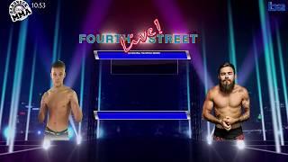 Hardrock MMA 100 Fight 11 Ken Beverly vs Isaiah Ferguson 145 PRO